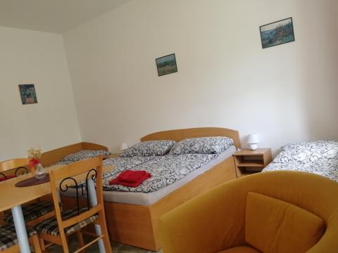 Penzion Hůrka - pokoj