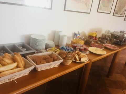 Penzion Hůrka - snídaně
